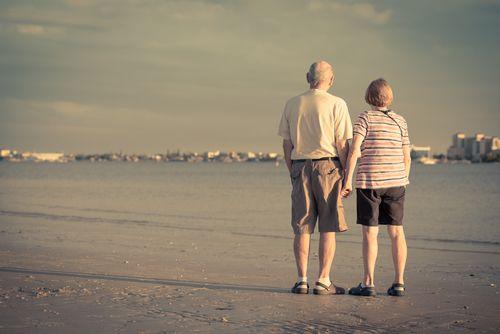 senior citizen age